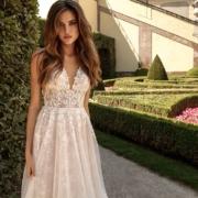 Свадебные платья бохо для причудливых невест