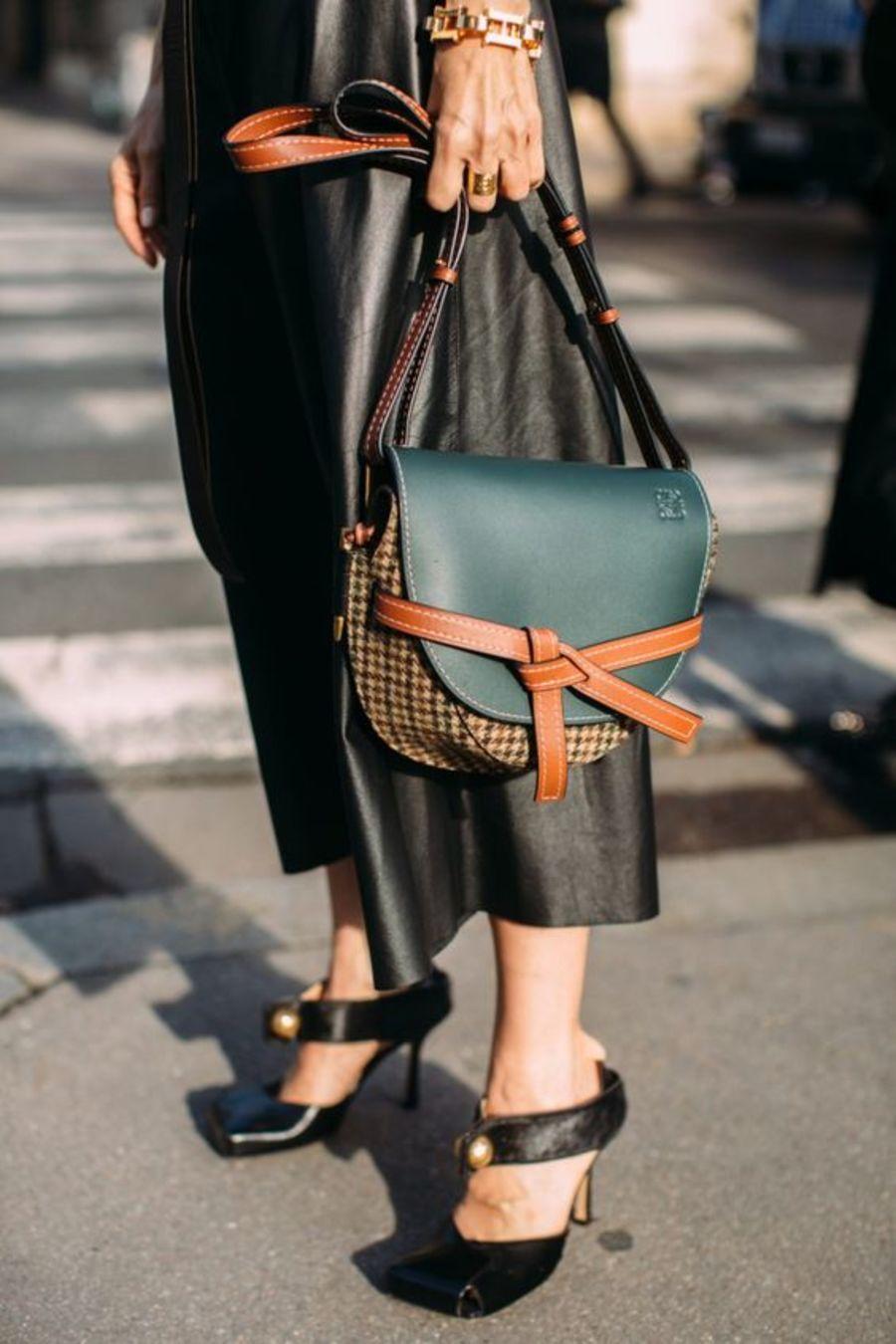 Какие сумки В 2021 году в моде