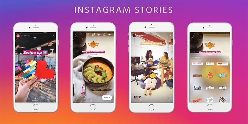 7 приложений для красивых Instagram Stories