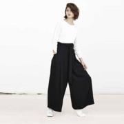 Кюлоты – элегантный феминизм и универсальный стильный образ