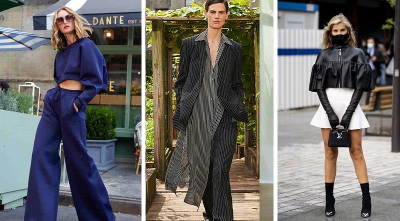 Модные тенденции весны 2021 года