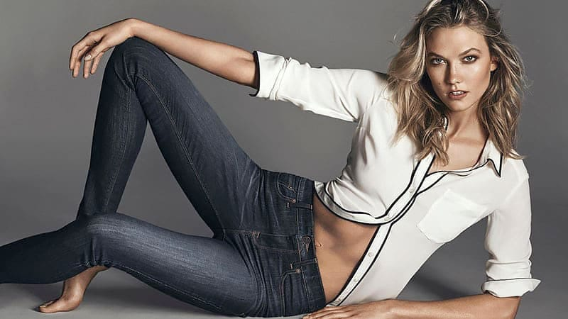 Женский стиль: с чем носить джинсы скинни