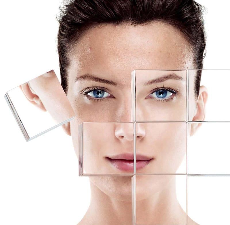 комбинированный тип кожи лица