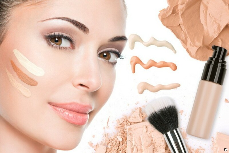 клубный макияж