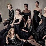Как носить абсолютно черную одежду как селебрити?