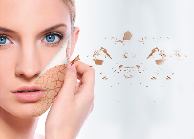 Пилинг - эффективный уход за кожей