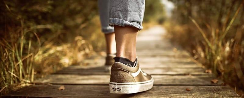 Почему нужно начать ходить пешком?