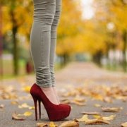 Лучшая обувь под джинсы скинни