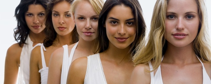как определить тип кожи лица