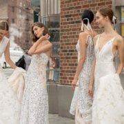 Тренды свадебной моды весна 2020