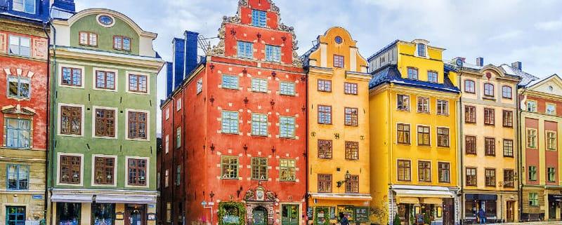 путешествие в Стокгольм